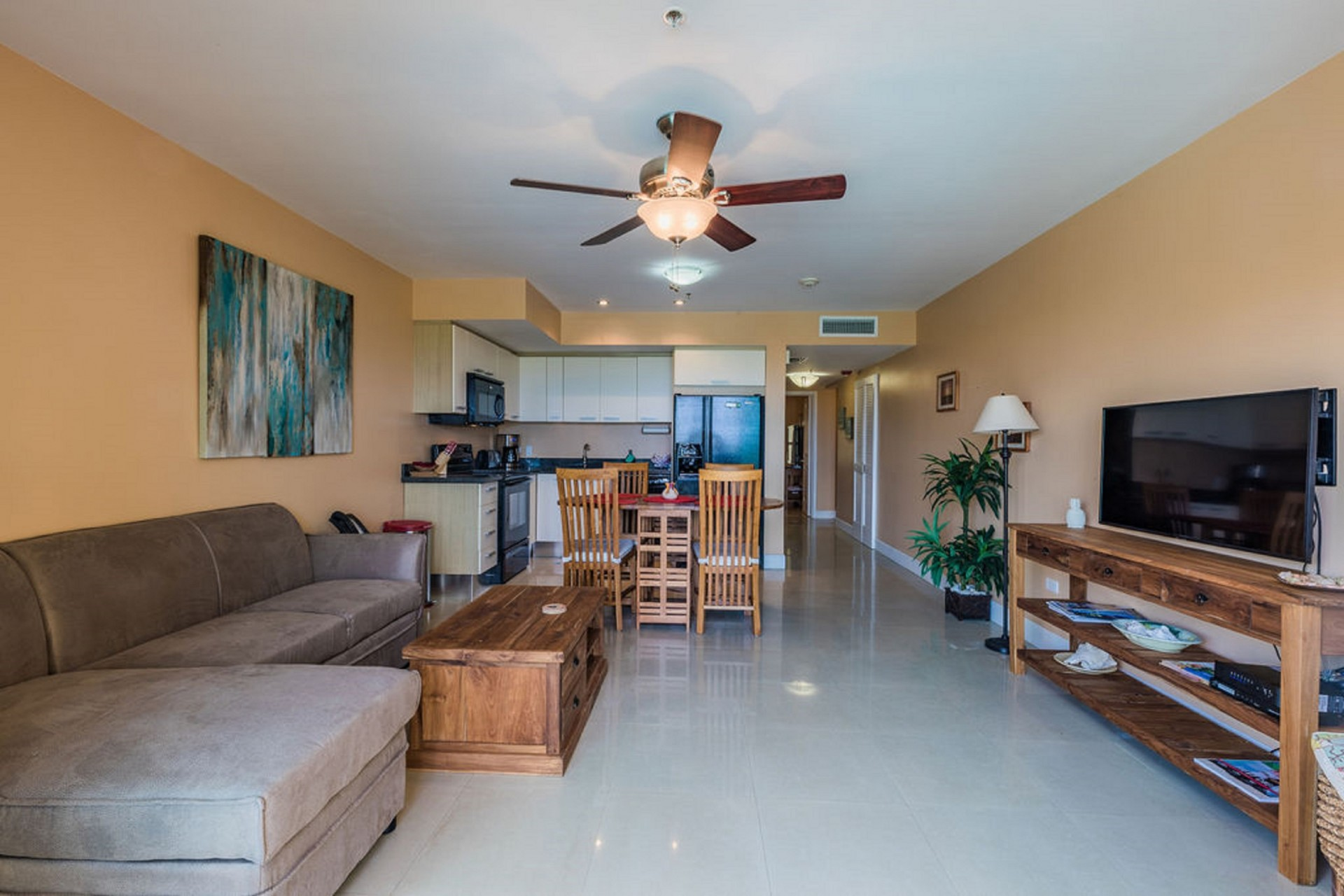 Oceania 432- Large 1 bedroom Ocean Front Condo w amazing views photo 9