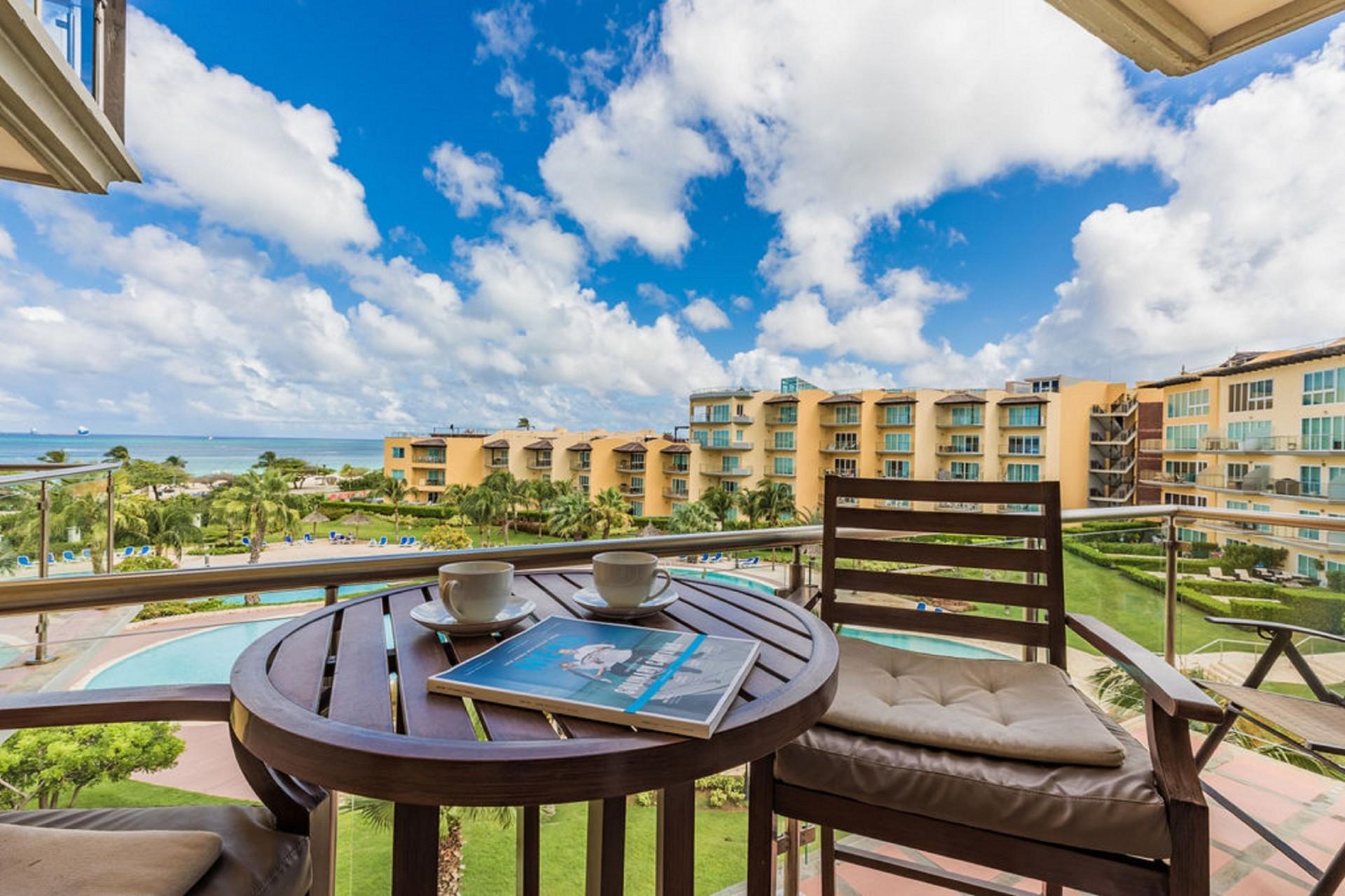 Oceania 432- Large 1 bedroom Ocean Front Condo w amazing views photo 2