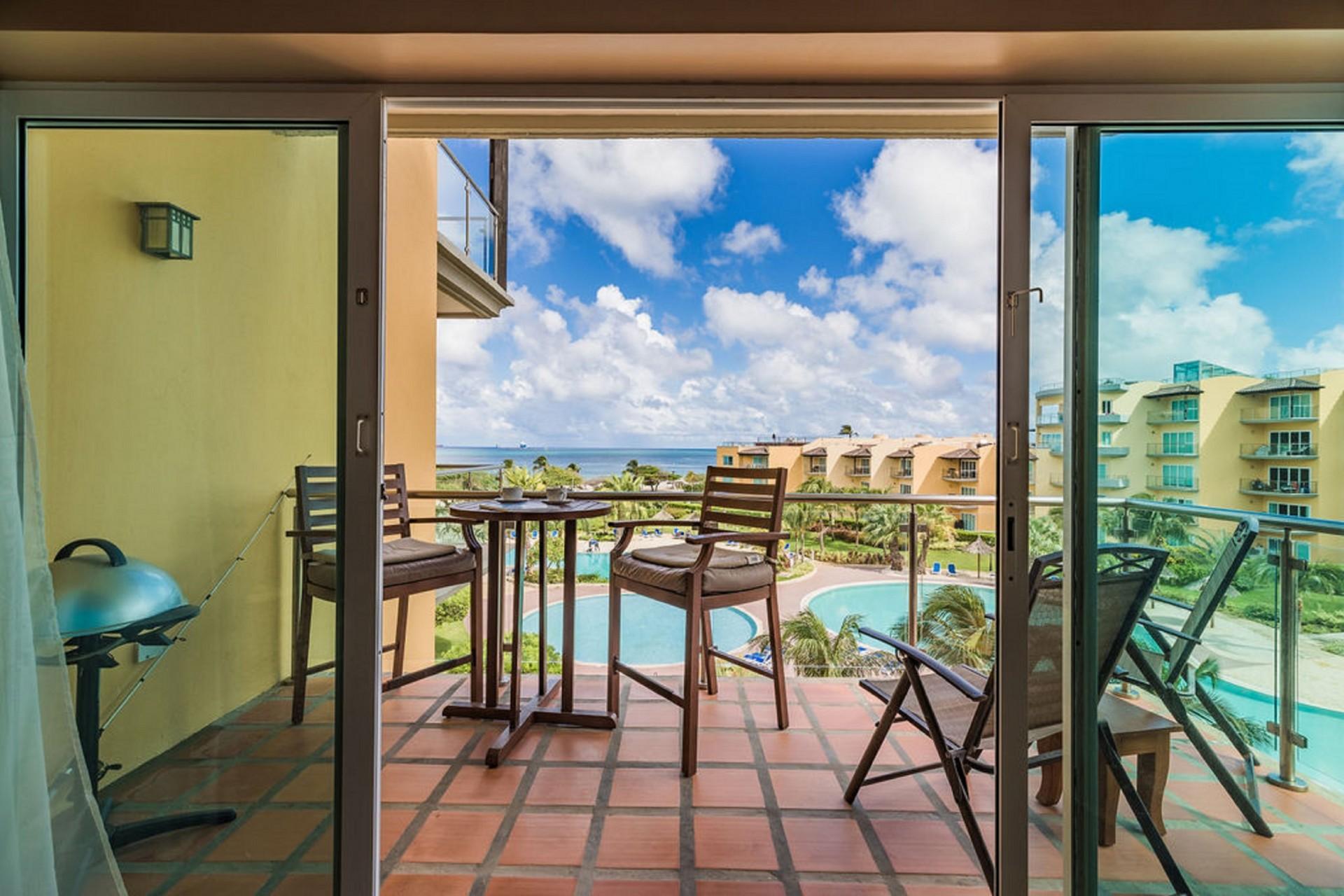 Oceania 432- Large 1 bedroom Ocean Front Condo w amazing views photo 1