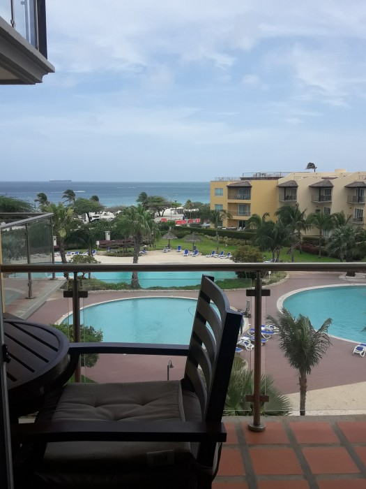 Oceania 432- Large 1 bedroom Ocean Front Condo w amazing views photo 4