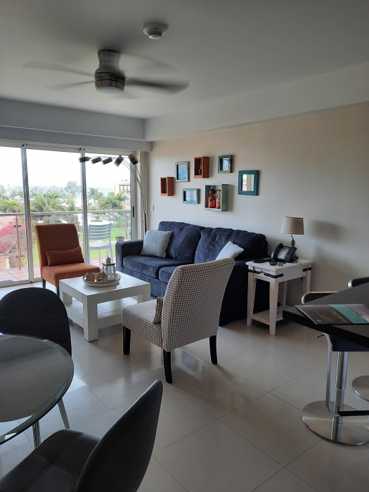 Sunsets & Sandy Shores Oceanfront Condo at Eagle Beach photo 7